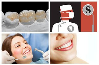 Dental crown cost